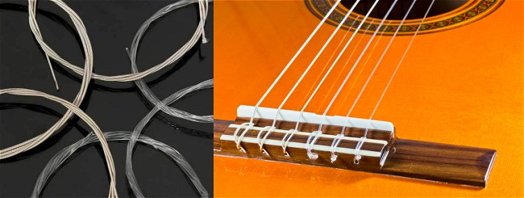 SINGLECOIL Custom Nylon Strings